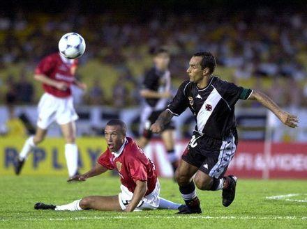Vasco 3x1 Manchester United - 2000