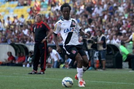 Andrezinho, que estreou na 12ª rodada, é um dos jogadores que mudou o Vasco. Foto: site do clube